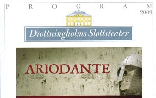 Ariodante 1735 synopsis