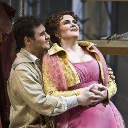 Tosca på Kungliga Operan