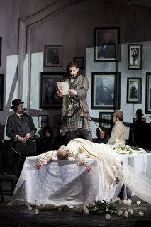 Lucia di Lammermoor 1835 synopsis