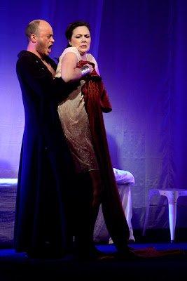 Brittens Lucretia i Vattnäs stor framgång