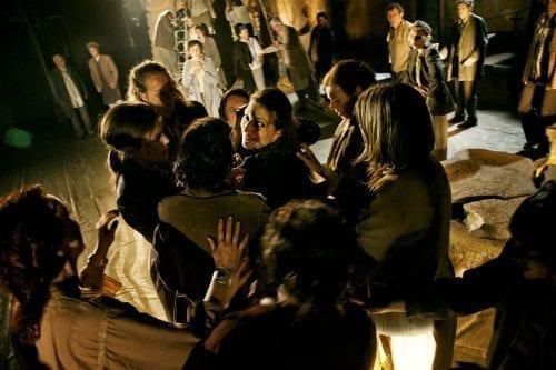 Messias på Det Kongelige Teater Gamle Scene - synopsis