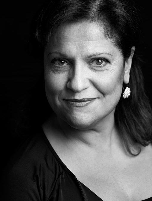 Angela Rotondo sopran Kungliga Operan