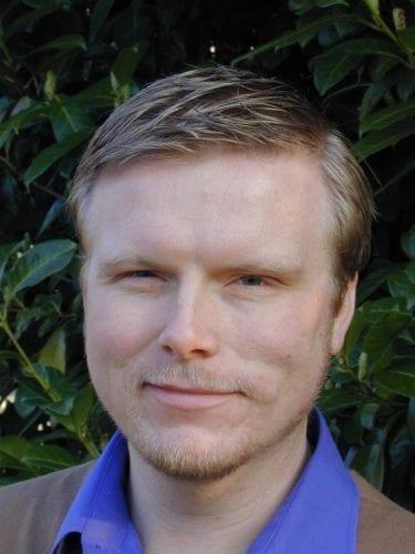 Erik Bergquist tenor utbildad i Malmö och London