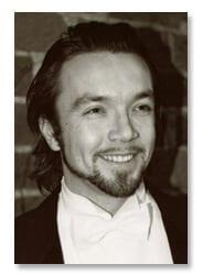 Daniel Buckard tidigare tenor nu filmmakare