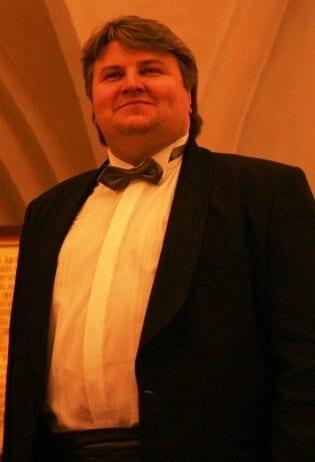 Mats Calvén tenoren från Helsingborg