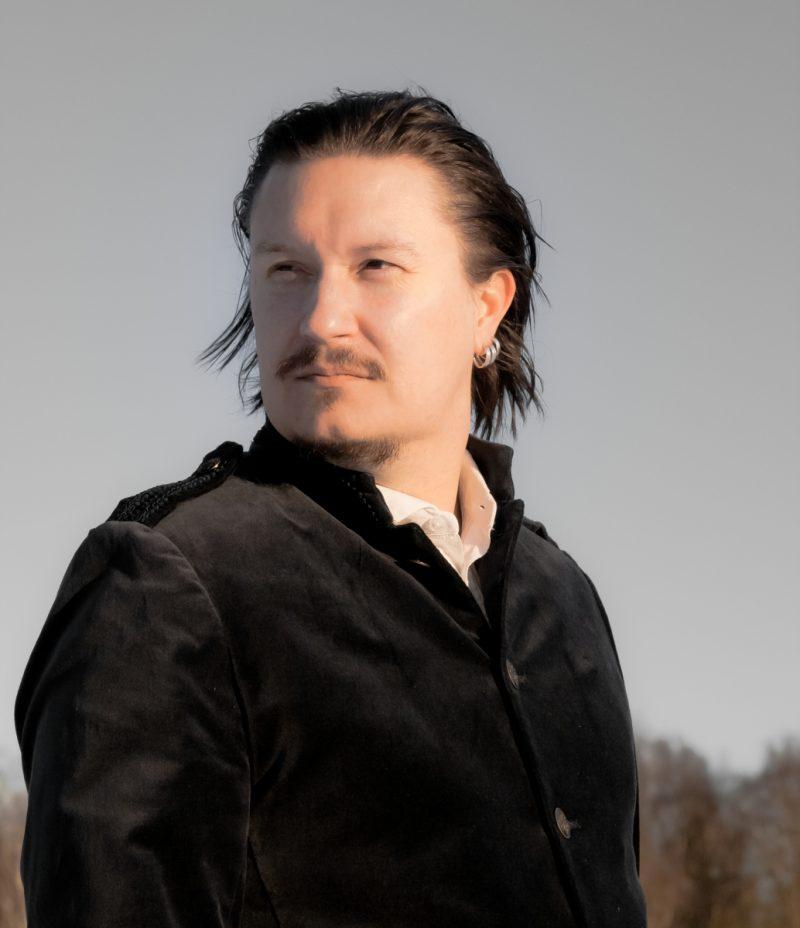 Daniel Frank svensk tenor född 1975