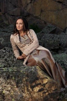 Agneta Eichenholz svensk sopran