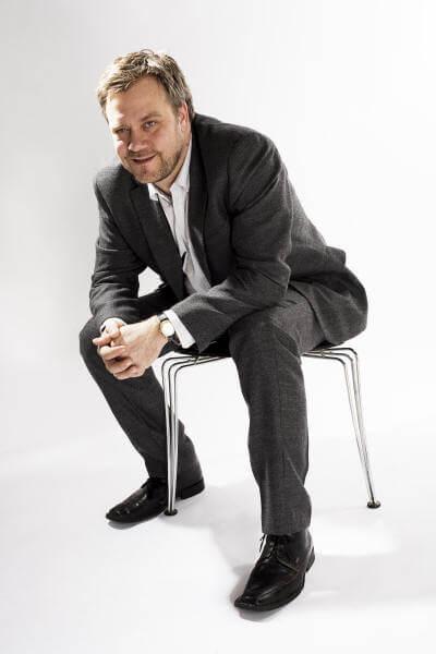 Lars Fosser dansk baryton