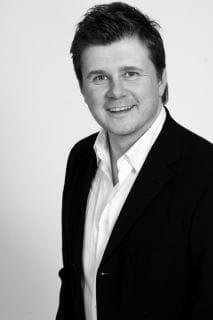 Kaj Hagstrand tenor debut på Wermland Opera