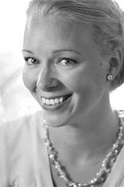 Henriikka Gröndahl sopran född i Finland