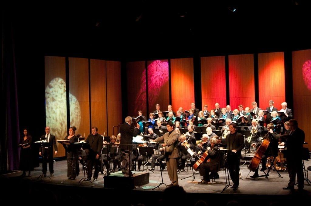 Patrik Hörman tenor på Malmö Opera