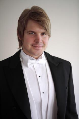 Kalle Leander tenor född 1982