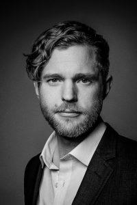 Linus Börjesson baryton och romanssångare