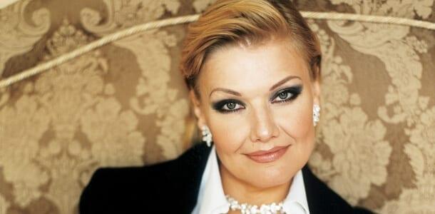 Karita Mattila Finnish soprano