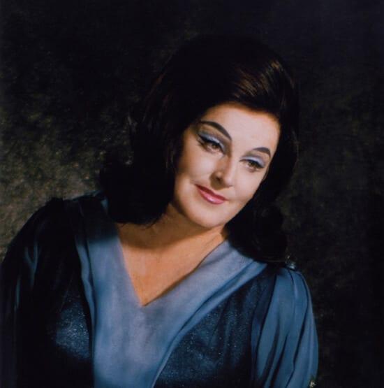 Birgit Nilsson wagnersopran 1918 - 2005
