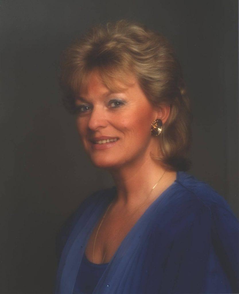 Laila Andersson Palme hovsångare - sopran