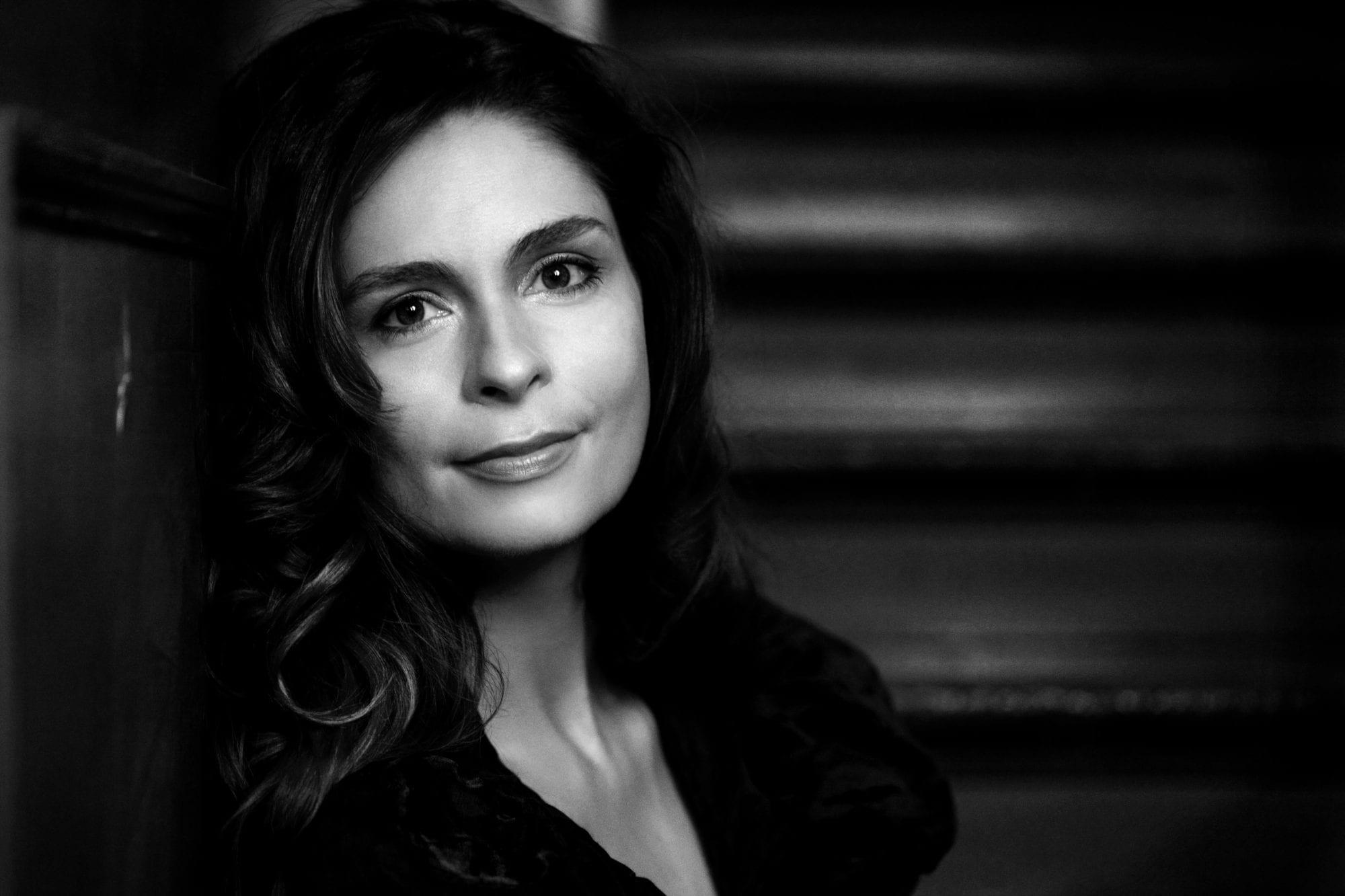Andrea Pellegrini dansk mezzosopran