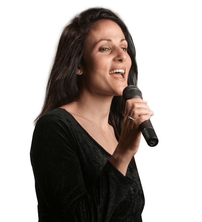 Ann Roach sopran utbildad i England