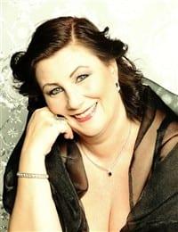 Eva Rydén imponerande sopran född 1965