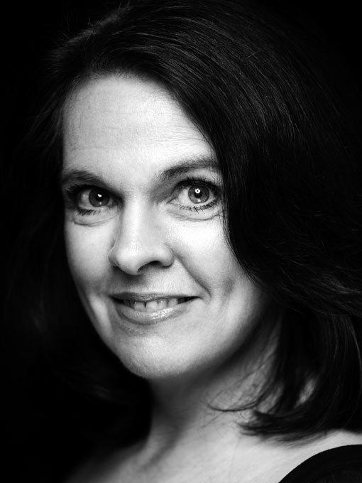 Sara Olsson sopran på Kungliga Operan 1994