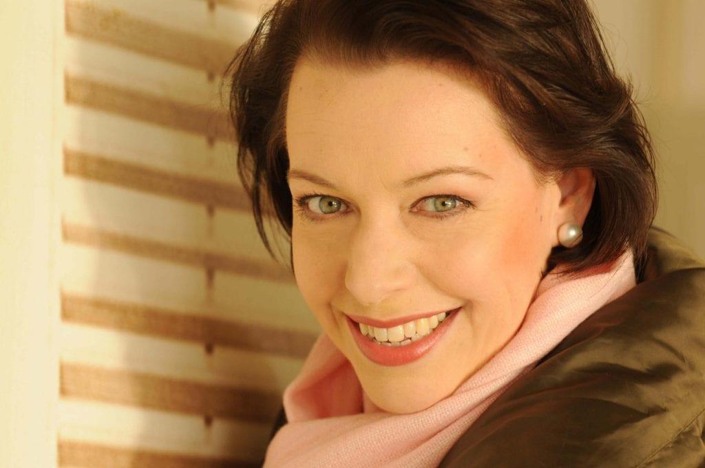 Nina Stemme hovsångerska och sopran