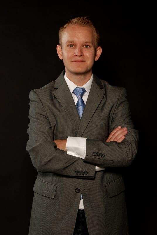 Johan Tötterström tenor född 1977