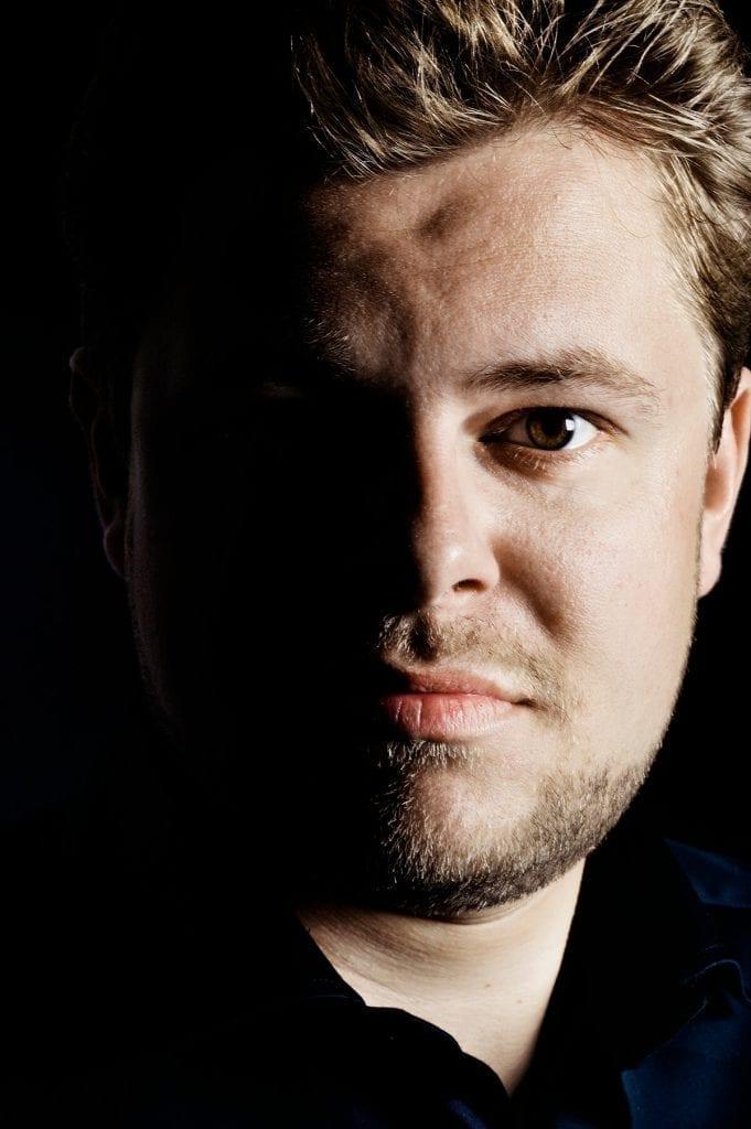 David Danholt Danish-born tenor