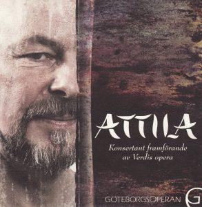 Attila 1846 synopsis