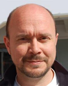 Erik Berglund ljusdesigner arbetat med Mats Ek