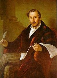 Gaetano Donizetti kompositör 1797-1848