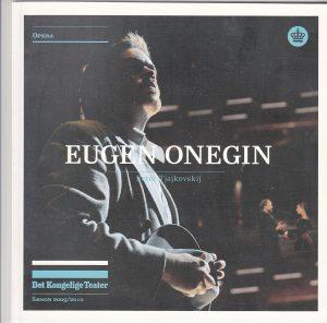 Eugen Onegin på Det Kongelige Teater Operaen i Köpenhamn - synopsis