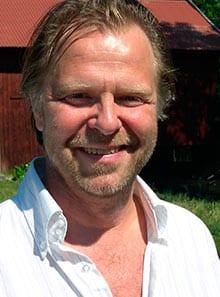 Magnus Lindén baryton på Kungliga Operan i Stockholm