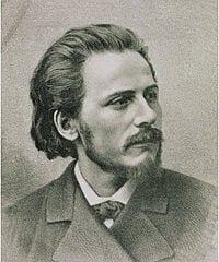Jules Massenet fransk kompositör 1842-1912