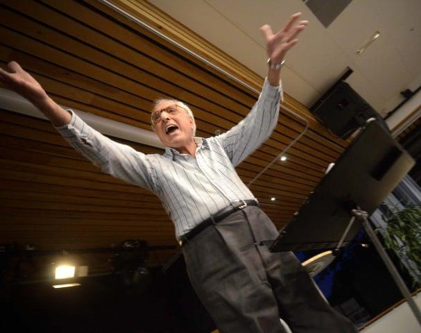 Giovanni Impellizzeri dirigent född 1930