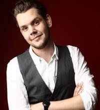 Jens Persson ung baryton från Skåne