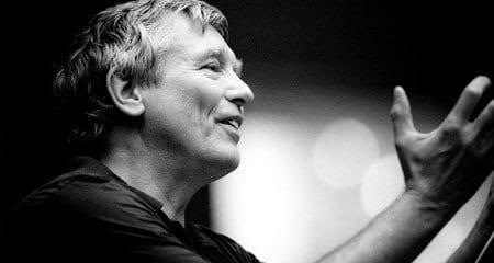 Michael Schönwandt dansk dirigent född 1953