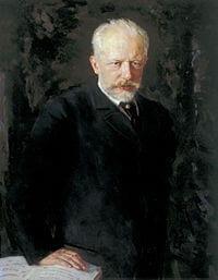 Pjotr Tjajkovskij rysk kompositör 1840-93