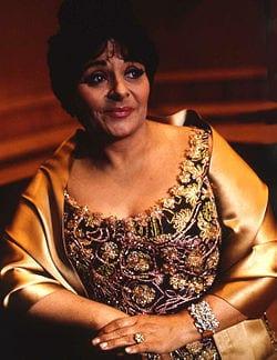 Victoria de los Angeles sopran 1923-2005