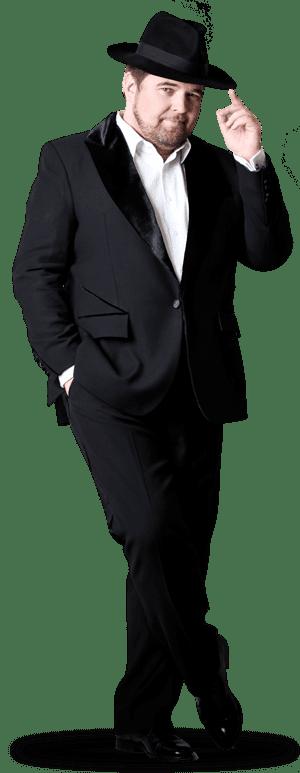 Kristian Benedikt Latvian tenor