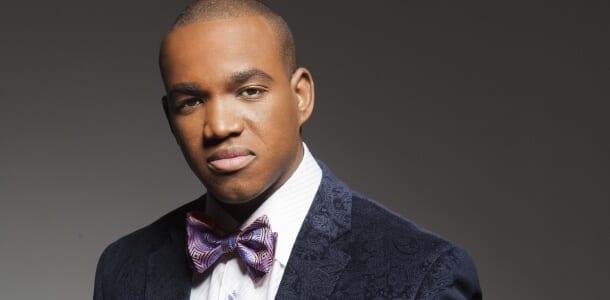 Lawrence Brownlee American tenor