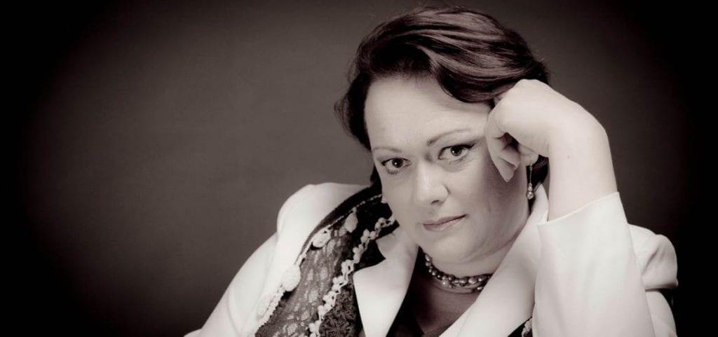 Catherine Foster British soprano born 1975