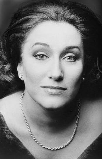 Loretta di Franco soprano Metropolitan Opera