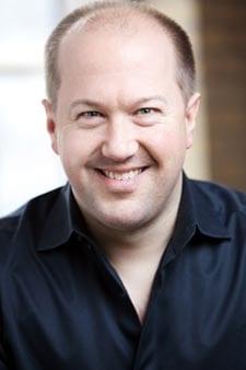 Brian Frutiger American tenor