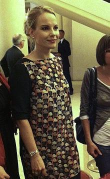 Elina Garanca Latvian mezzosoprano