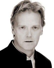 John Graham-Hall British tenor