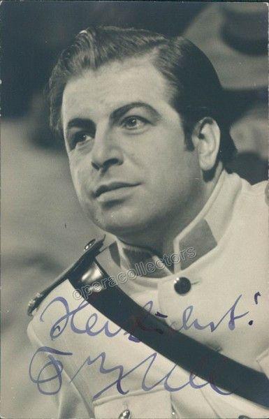 Hermin Esser deutscher tenor 1928 - 2009