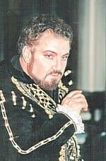 Kaludi Kaludov Bulgarian tenor