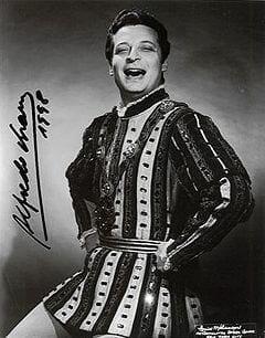 Alfredo Kraus Spanish tenor 1927 - 1999