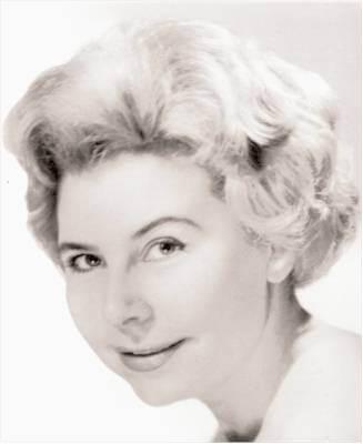 Christa Ludwig tysk alt/sopran