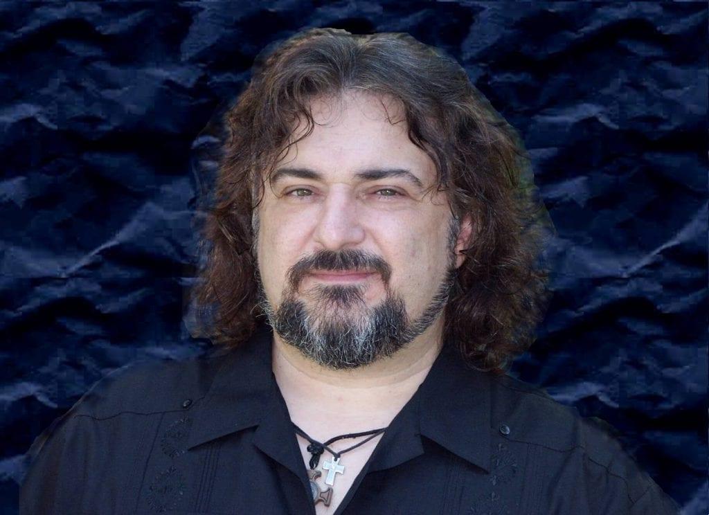 Antonello Palombi Italian tenor born 1968